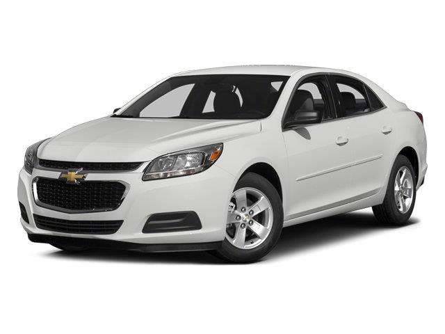 2014 Chevrolet Malibu Blk Ext With Silver Trin