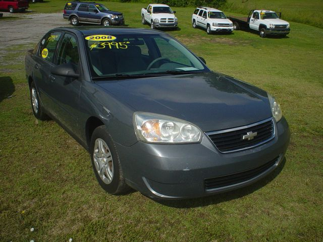 2008 Chevrolet Malibu Classic Blk Ext With Silver Trin