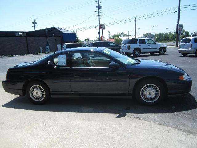 2001 Chevrolet Monte Carlo Touring W/nav.sys