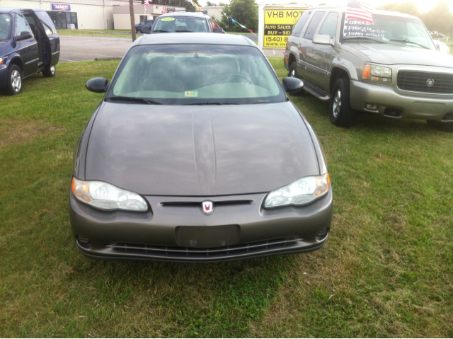 2002 Chevrolet Monte Carlo Touring W/nav.sys