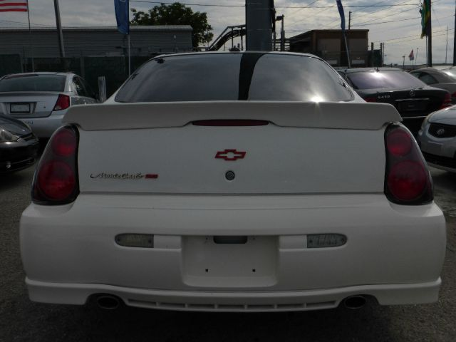 2004 Chevrolet Monte Carlo Navigation RR DVD