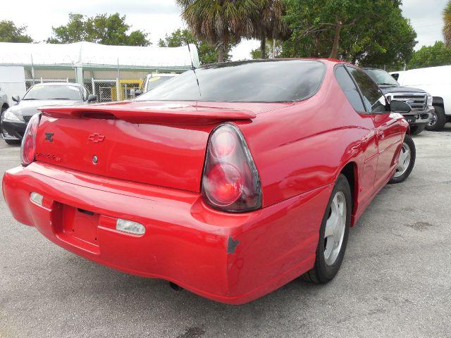 2004 Chevrolet Monte Carlo 4dr Sdn Auto (natl) Hatchback