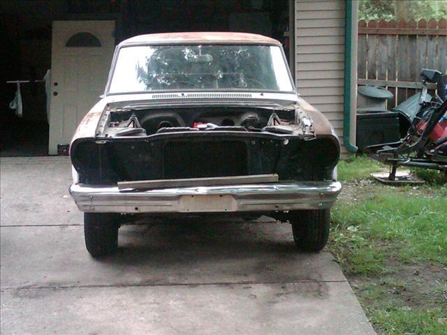 1964 Chevrolet NOVA Xlt-fx4