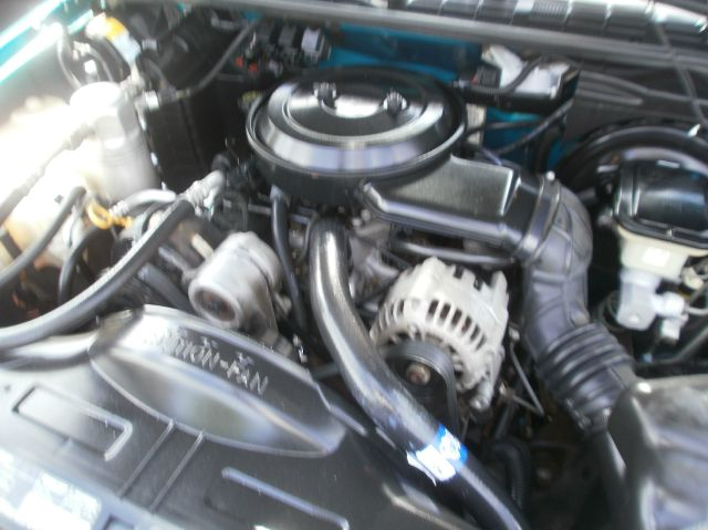 1994 Chevrolet S-10 T6 Sport Utility 4D