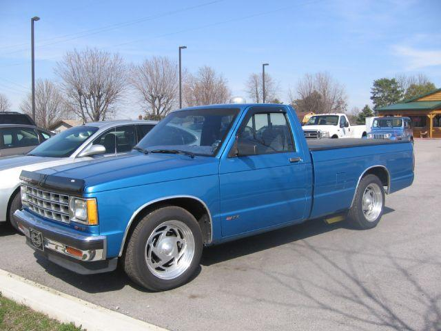 1982 chevrolet s10 longbed details monticello in 47960