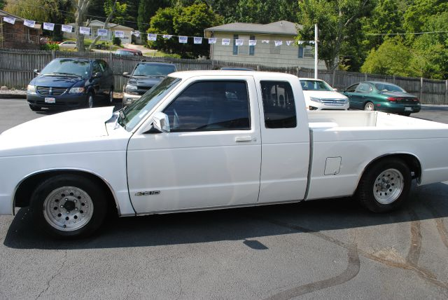 1993 Chevrolet S10 4dr Sdn 2.5L Turbo AWD