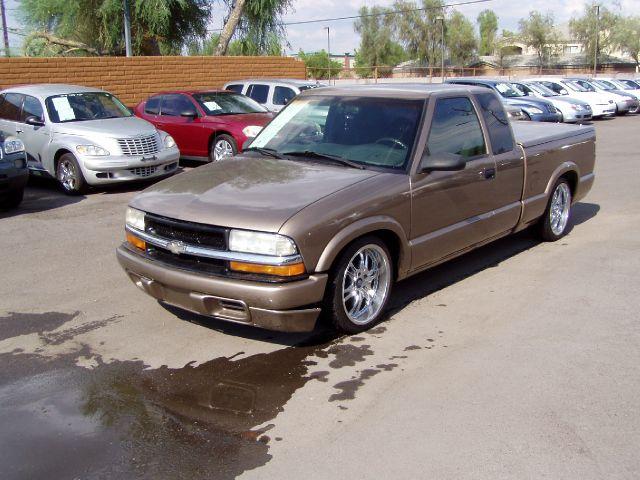 2003 Chevrolet S10 4dr Sdn Auto GLS w/XM