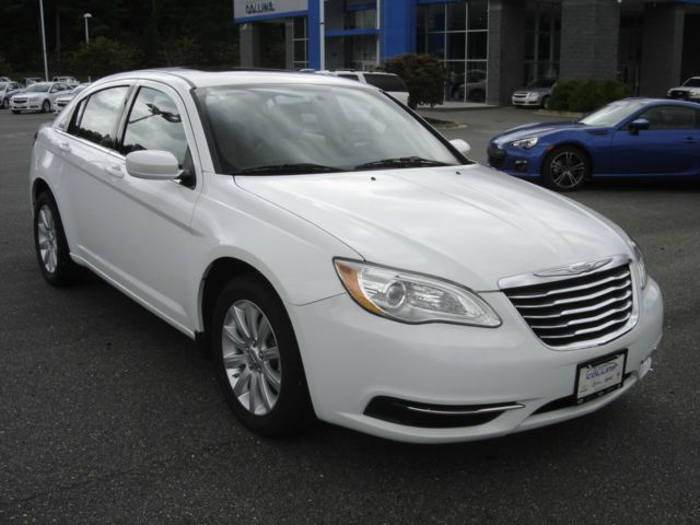 2011 Chrysler 200 Touring Details. MT AIRY, NC 27030