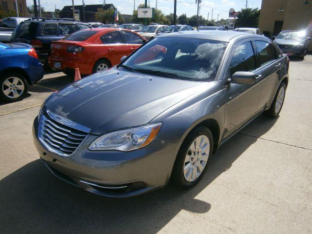 2013 Chrysler 200 3.5