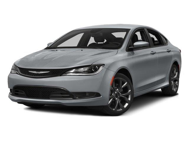 2015 Chrysler 200 Flat-bed 2WD