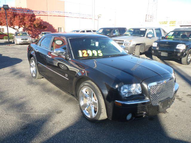 2008 Chrysler 300 3.5