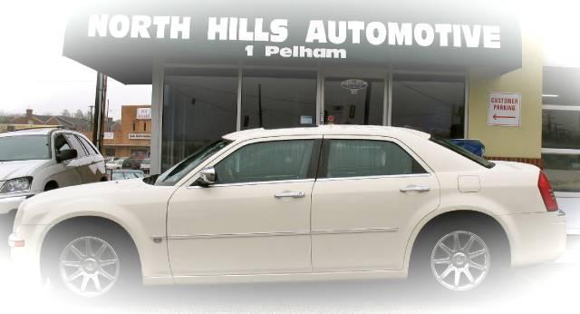 2005 Chrysler 300C 4x4 XLT