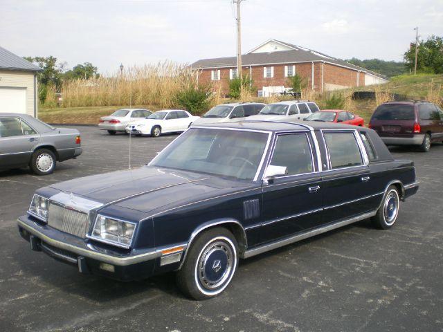 1984 Chrysler Executive Sedan Limo