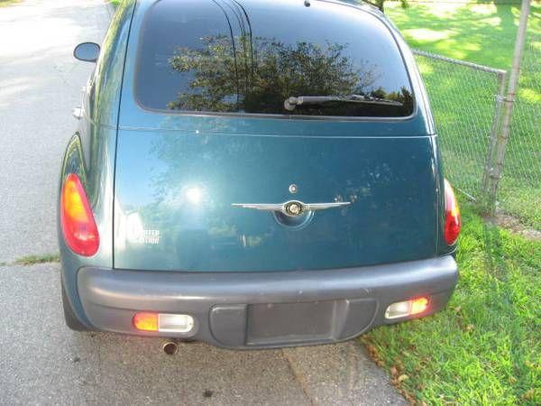 2001 Chrysler PT Cruiser Sportback LS