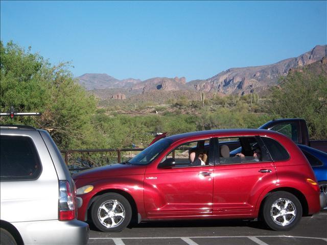 2002 Chrysler PT Cruiser 2007 Ford ZX5 S