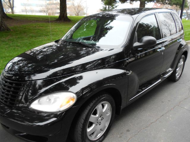 2004 chrysler pt cruiser cx w comfortconvience details. Black Bedroom Furniture Sets. Home Design Ideas