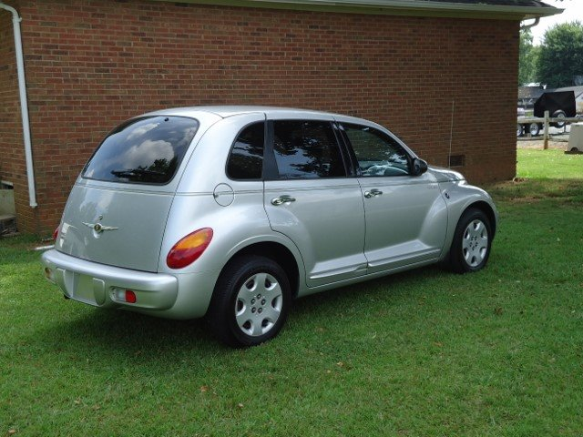 2005 chrysler pt cruiser cx w comfortconvience details. Black Bedroom Furniture Sets. Home Design Ideas