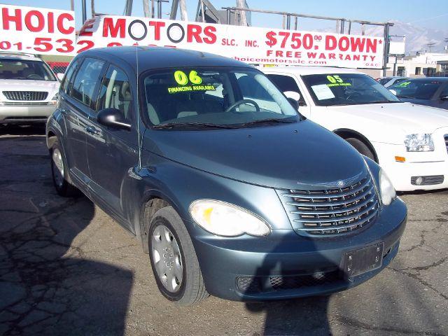 2006 Chrysler PT Cruiser CX W/comfortconvience