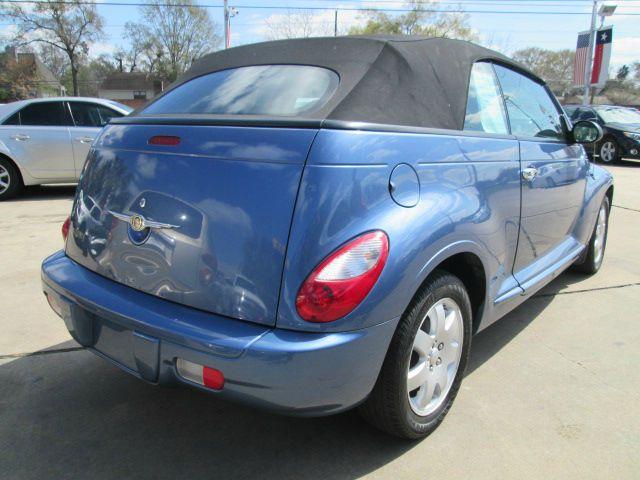 2007 Chrysler PT Cruiser 1.8T Quattro