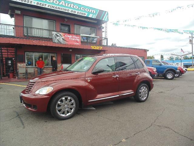 2008 Chrysler PT Cruiser T6 AWD Moon Roof Leather