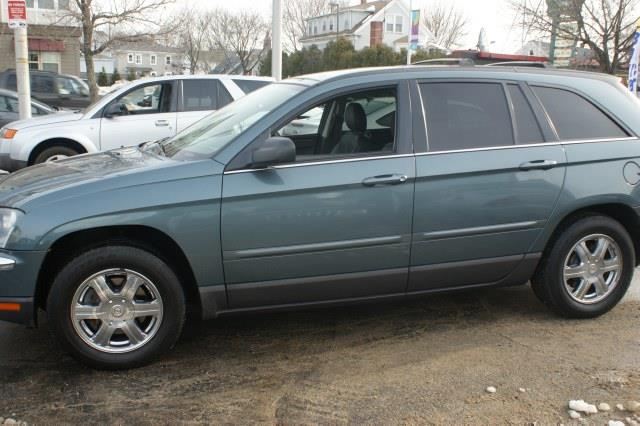 2005 Chrysler Pacifica 2.0T Cabriolet