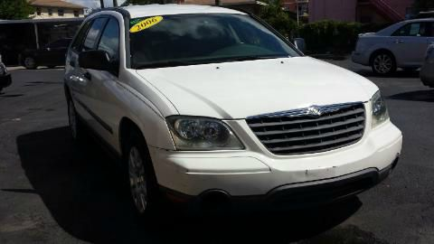 2006 Chrysler Pacifica T6 AWD Moon Roof Leather
