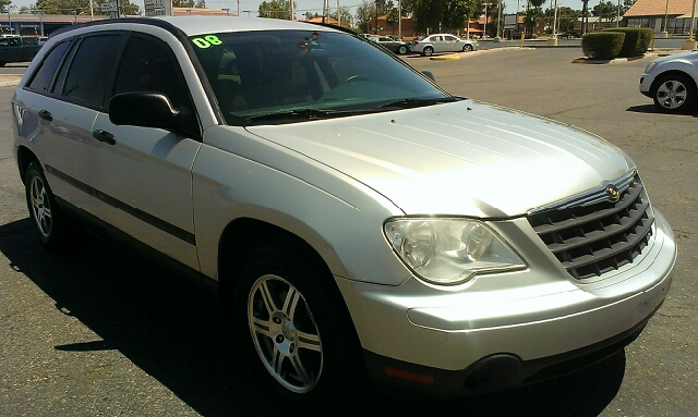2008 Chrysler Pacifica Touring W 6 Disc
