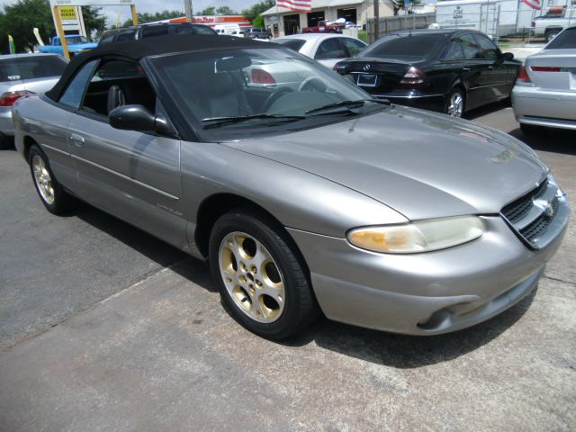 1998 Chrysler Sebring LT Leather 4x4
