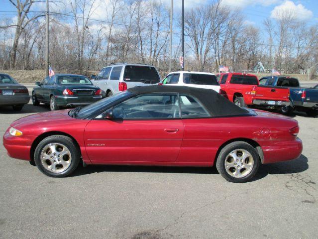 1999 Chrysler Sebring LT Leather 4x4