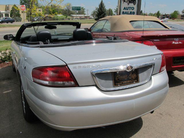 2002 Chrysler Sebring SLT Quad Cab Long Bed 4WD Details ...