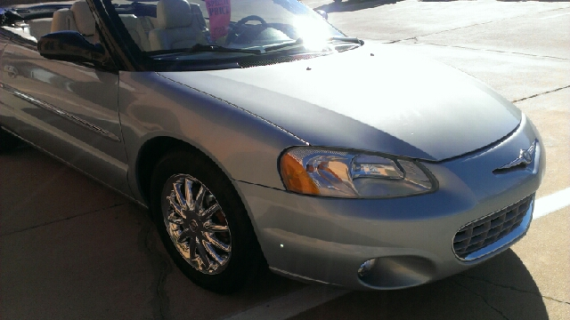 2002 Chrysler Sebring SLT Quad Cab Long Bed 4WD