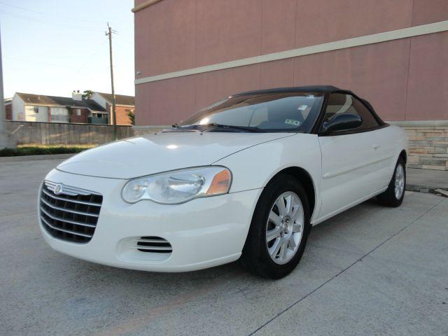 2004 Chrysler Sebring S Works