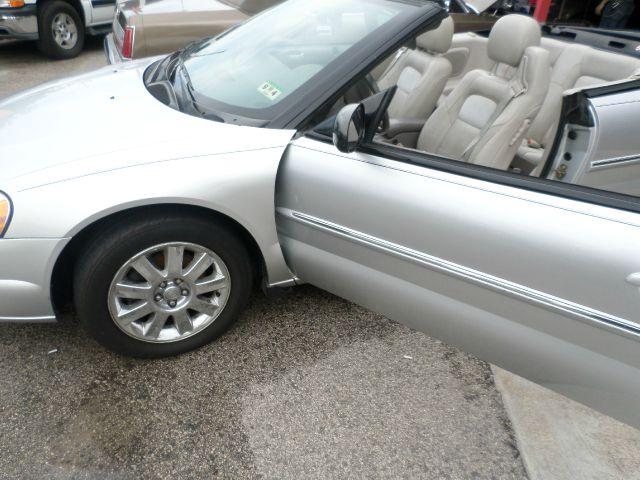 2004 Chrysler Sebring XLT Superduty Turbo Diesel