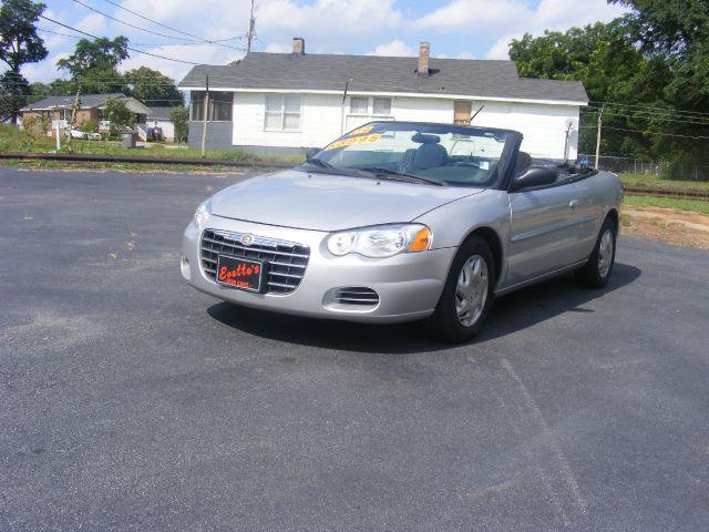 2004 Chrysler Sebring 1.8T Quattro
