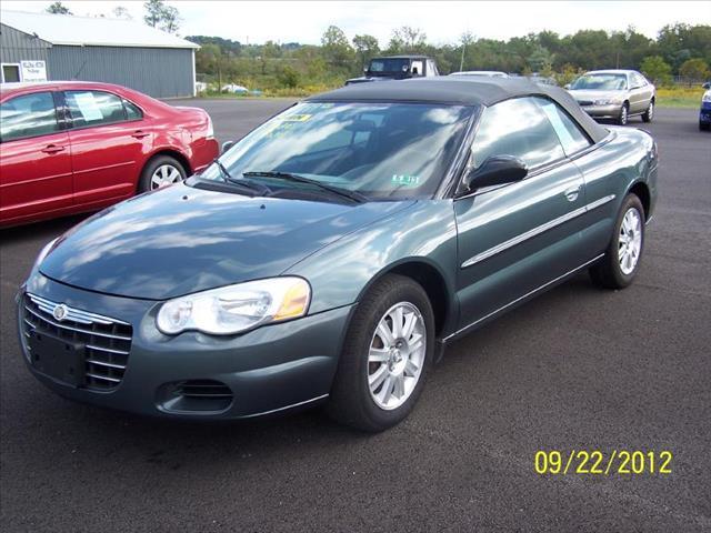 2006 Chrysler Sebring S Works