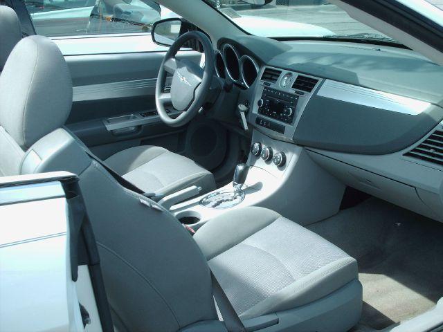 2008 Chrysler Sebring HD LS 4X4