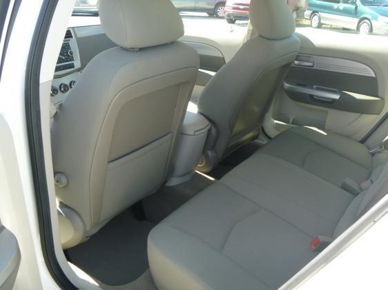 2008 Chrysler Sebring Elk Conversion Van