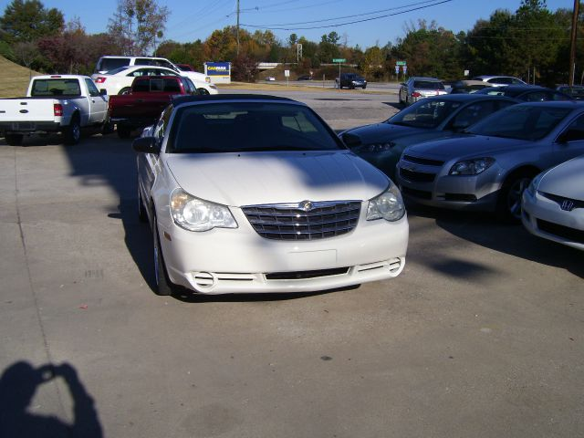 2008 Chrysler Sebring 1.8T Quattro