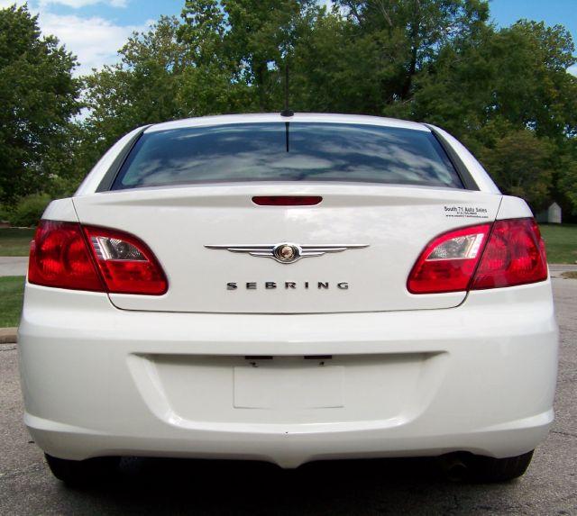 2010 Chrysler Sebring Transmission: 2010 Chrysler Sebring RX 35 Details. Grandview, MO 64030