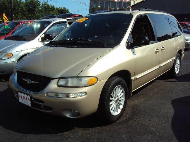 2000 Chrysler Town and Country Elk Conversion Van