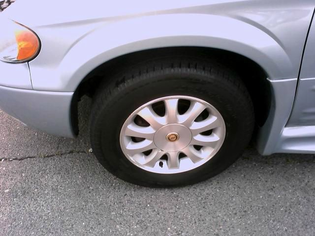 2002 Chrysler Town and Country Track Edition 3.8
