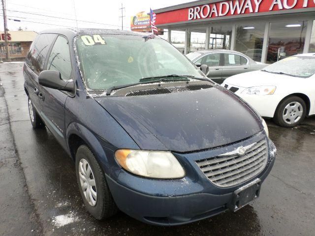 2004 Chrysler Town and Country Elk Conversion Van