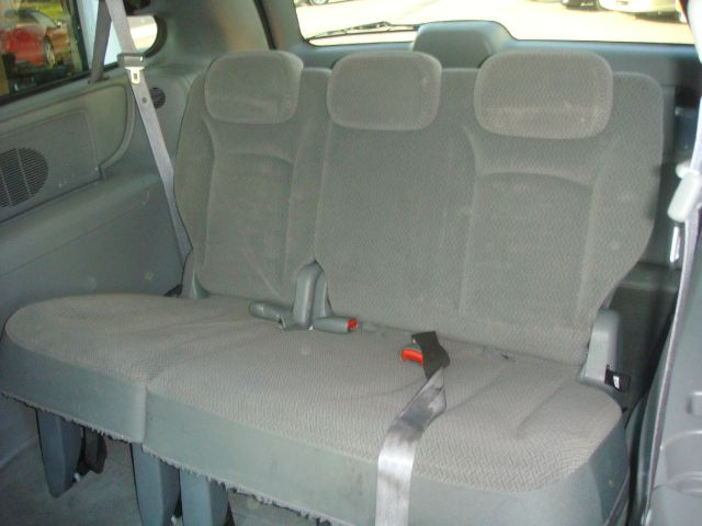 2007 Chrysler Town and Country 3.5