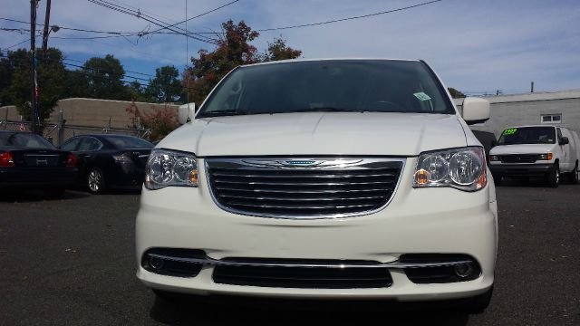 2012 Chrysler Town and Country 3.5