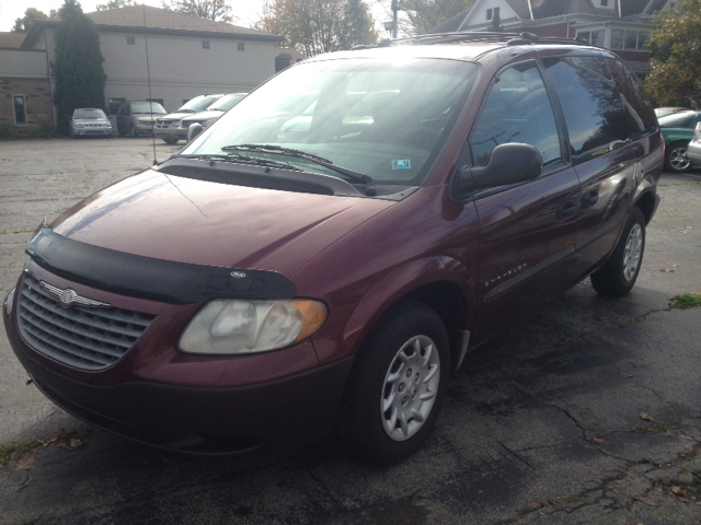 2001 Chrysler Unspecified Base