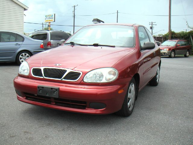 2001 Daewoo Lanos SP Pchair Abs/sab