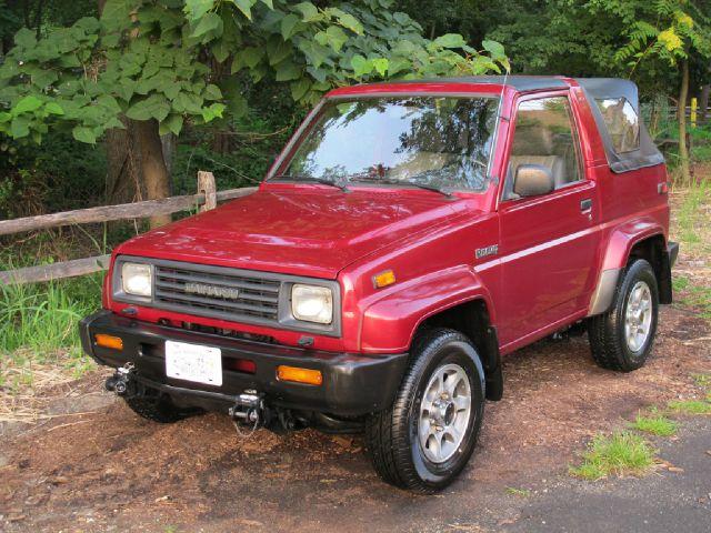 1991 Daihatsu Rocky Sport Ext.cab