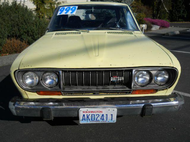 1976 Datsun 720 5dr Sportback CVT GTS