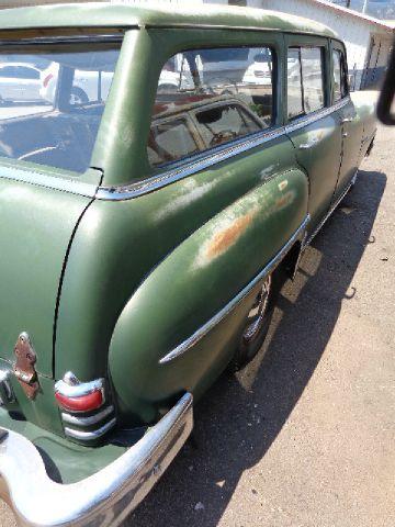 1951 Desoto Wagon