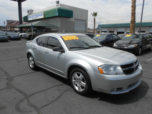 2008 Dodge Avenger Package 2